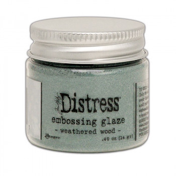 Пудра для эмбоссинга Ranger DISTRESS EMBOSSING GLAZE WEATHERED WOOD