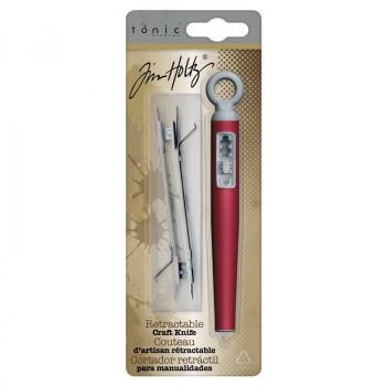 Макетный нож Tonic Studios RETRACTABLE CRAFT KNIFE