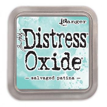 Чернильная подушечка Ranger DISTRESS OXIDE PAD SALVAGED PATINA