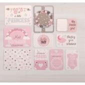Набор карточек Маленькая принцесса Artuzor Новый (распродажа)