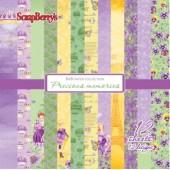 Набор бумаги для скрапбукинга Scrapberry's НАВСТРЕЧУ ГРЕЗАМ 15х15см