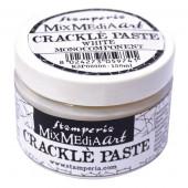 Паста для создания трещин Stamperia CRACKLE PASTE 150мл белая