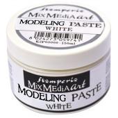 Паста моделирующая Stamperia MODELING PASTE 150мл белая