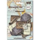Набор декоративных элементов из бумаги Stamperia ГАЗЕТНЫЕ ВЫРЕЗКИ