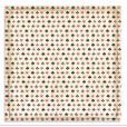 Набор бумаги для скрапбукинга Stamperia ALICE MAXI PAD GOLD 30х30см