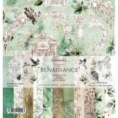 Набор бумаги для скрапбукинга Summer Studio RENAISSANCE 30х30см