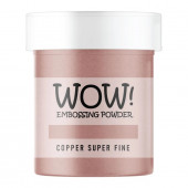 Пудра для эмбоссинга WOW COPPER - Super Fine
