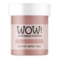 Пудра для эмбоссинга WOW METALLIC COPPER - Super Fine