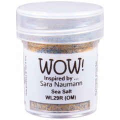 Пудра для эмбоссинга WOW SEA SALT