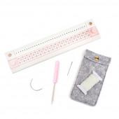 Инструмент для создания переплетов Pink Paislee BOOK BINDING TOOL 5 элементов