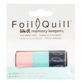 Набор бумажных скотчей We R Memory Keepers FOIL QUILL PLACEMENT TAPE