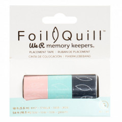 Набор бумажных скотчей We R Memory Keepers FOIL QUILL PLACEMENT TAPE