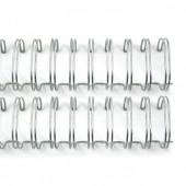 Пружины для биндера We R Memory Keepers 2,54см 2шт цвет серебро
